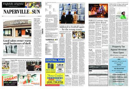 Naperville Sun – October 18, 2019