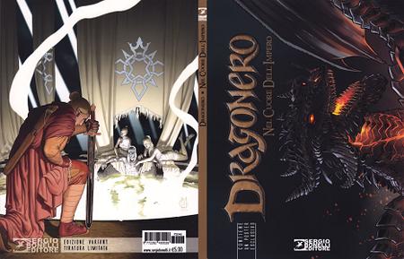 Dragonero - Volume 46 - Variant Nel Cuore Dell'Impero