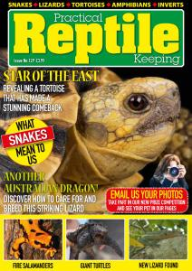 Practical Reptile Keeping - Issue 129 - September 2020