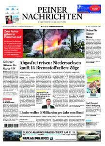 Peiner Nachrichten - 10. November 2017