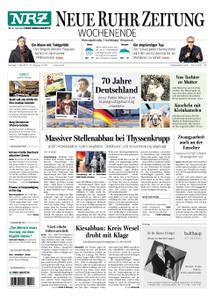 NRZ Neue Ruhr Zeitung Essen-Postausgabe - 11. Mai 2019