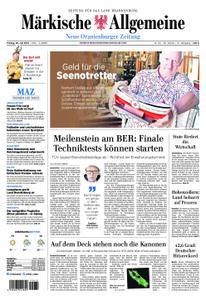 Neue Oranienburger Zeitung - 26. Juli 2019