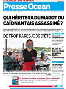 Presse Océan Nantes Sud Vignoble – 12 juillet 2020
