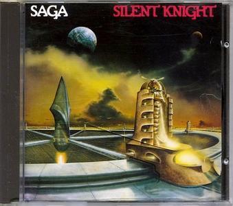 Saga - Silent Knight (1980) {1987, Reissue} Repost