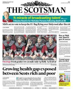 The Scotsman - 29 January 2020