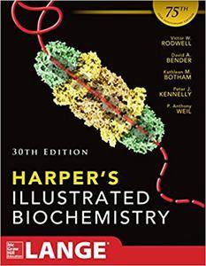 Harpers Illustrated Biochemistry, 30th Edition (Repost)