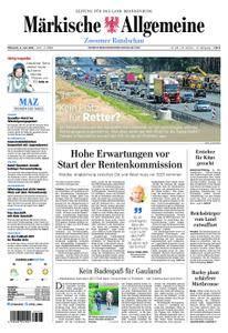 Märkische Allgemeine Zossener Rundschau - 06. Juni 2018