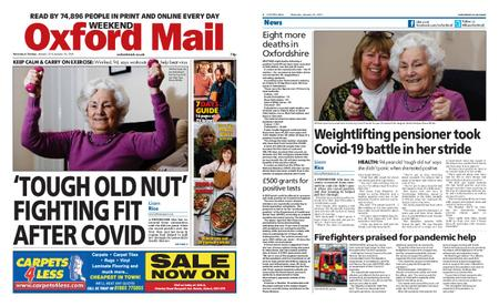Oxford Mail – January 23, 2021