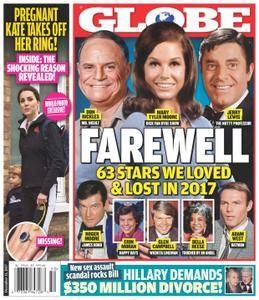 Globe - December 11, 2017