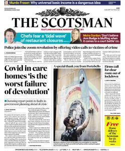 The Scotsman - 20 May 2020