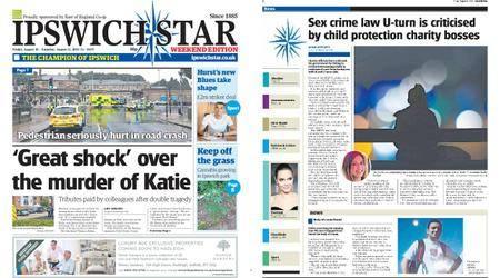 Ipswich Star – August 10, 2018
