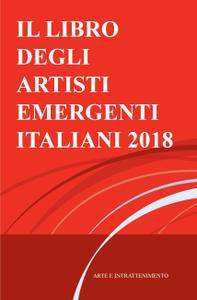 IL LIBRO DEGLI ARTISTI EMERGENTI ITALIANI 2018