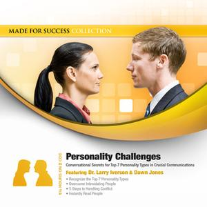 «Personality Challenges» by Made for Success