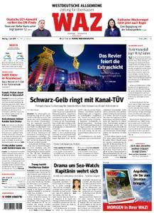 WAZ Westdeutsche Allgemeine Zeitung Oberhausen - 01. Juli 2019