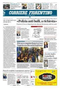 Corriere Fiorentino La Toscana - 24 Aprile 2018