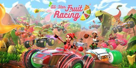 All-Star Fruit Racing (2018)