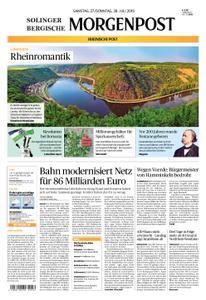 Solinger Morgenpost – 27. Juli 2019