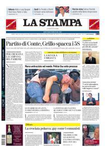 La Stampa Imperia e Sanremo - 15 Giugno 2020
