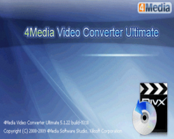 4Media Video Converter Ultimate v5.1.26.1231 + Rus