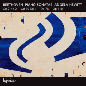 Angela Hewitt - Beethoven: Piano Sonatas Opp. 2-2, 10-1, 78 & 110 (2015) [Official Digital Download]