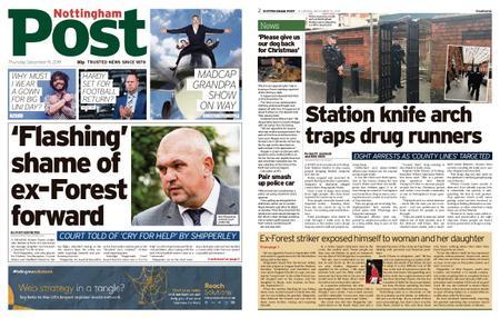 Nottingham Post – December 19, 2019