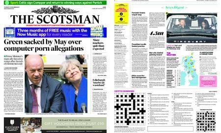 The Scotsman – December 21, 2017
