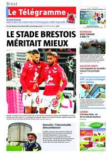 Le Télégramme Brest Abers Iroise – 10 novembre 2019