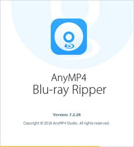 AnyMP4 Blu-ray Ripper 7.2.32 Multilingual + Portable