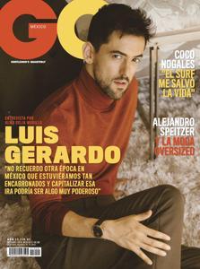 GQ México - octubre 2019