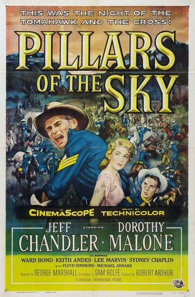 Pillars of the Sky (1956)