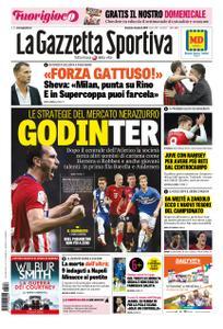 La Gazzetta dello Sport – 06 gennaio 2019