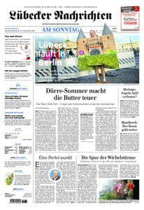 Lübecker Nachrichten Ostholstein Süd - 16. September 2018