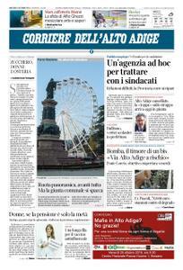 Corriere dell'Alto Adige – 22 ottobre 2019