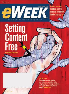 eWeek Magazine April 24, 2006