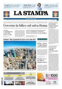 La Stampa Torino Provincia e Canavese - 24 Aprile 2019