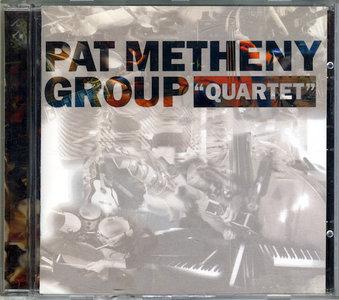 Pat Metheny Group - Quartet (1996) [Re-Up]
