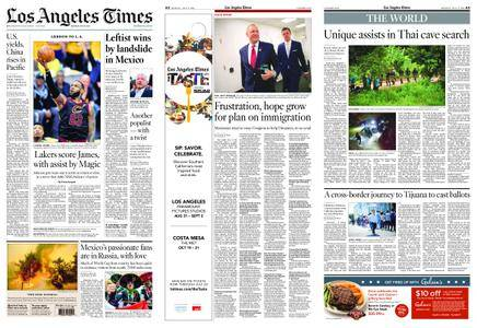 Los Angeles Times – July 02, 2018