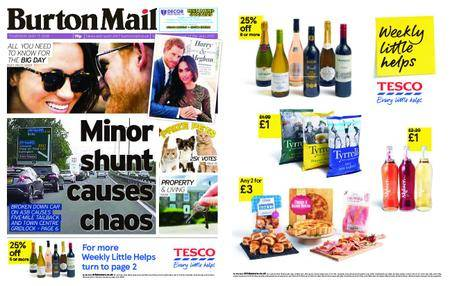 Burton Mail – May 17, 2018