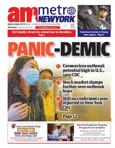 AM New York - February 26, 2020