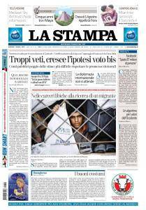 La Stampa Imperia e Sanremo - 5 Aprile 2018