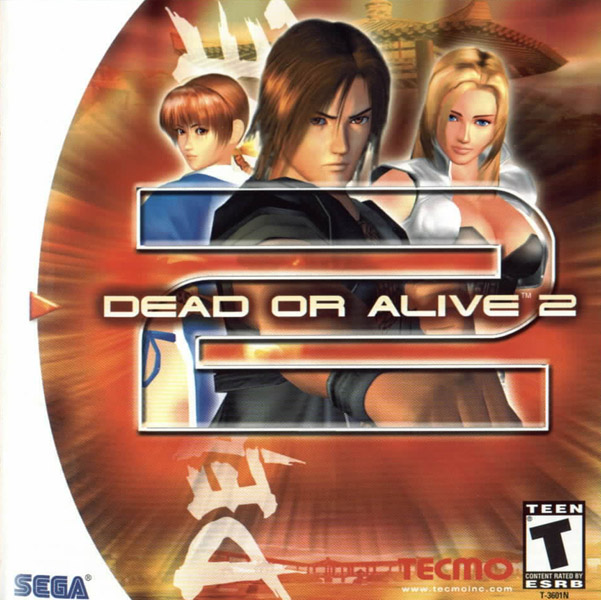 [DC] Dead or Alive 2