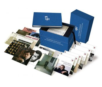 Glenn Gould - The Complete Bach Collection: Box Set 38 CDs (2012) Re-up