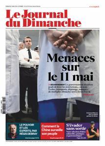 Le Journal du Dimanche - 03 mai 2020