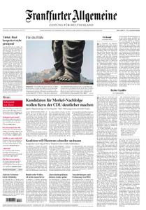 Frankfurter Allgemeine Zeitung F.A.Z. - 01. November 2018