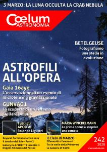 Coelum Astronomia - Numero 242 2020