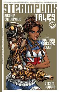 Antarctic Press-Steampunk Tales No 02 2015 Hybrid Comic eBook