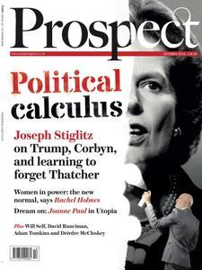 Prospect Magazine - October 2016
