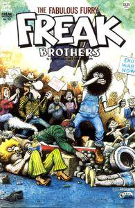 Fabulous Furry Freak Brothers 013 (1997)