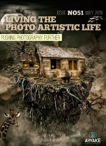 Living The Photo Artistic Life - May 2019