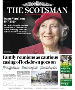 The Scotsman - 19 June 2020